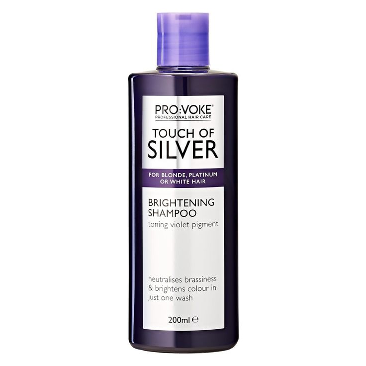Provoke Touch Of Silver Brightening Shampoo 200 mL