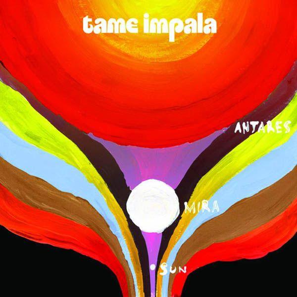 """Tame Impala, """"Antares Mira Sun"""" (2008)"""