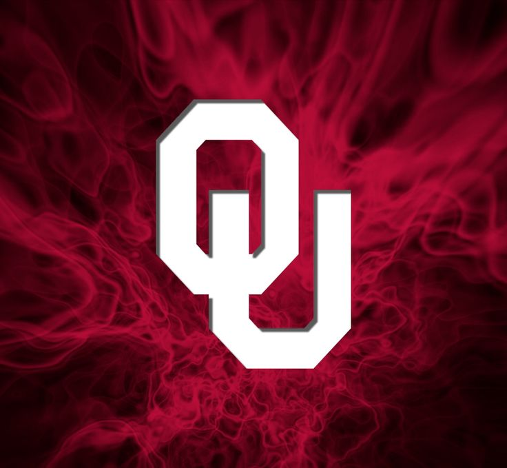 Oklahoma Sooners Logo Re Flames Wallpaper by fatboy97