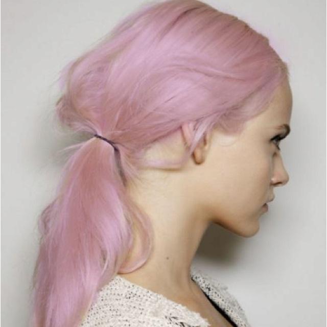 Baby Pink Hair | Hair | Pinterest