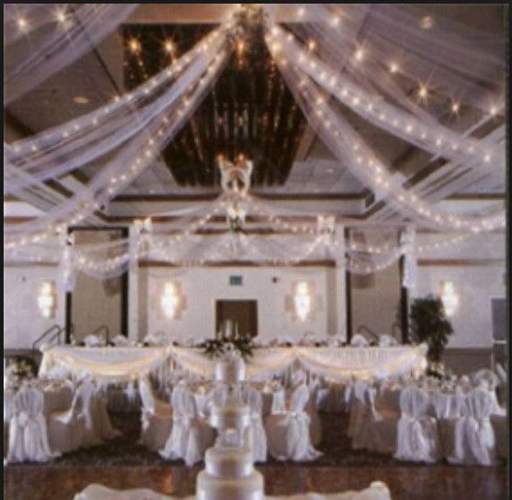 1000+ Ideas About Decorating Reception Hall On Pinterest