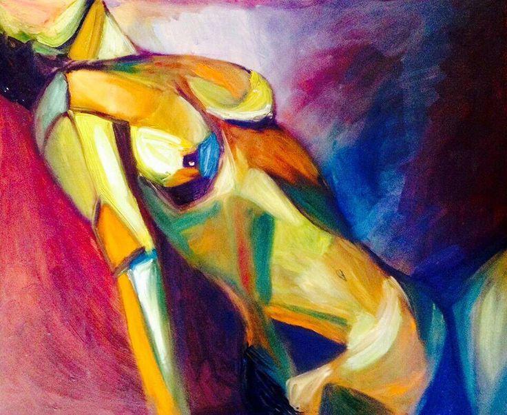 Torso by Carla Heilig