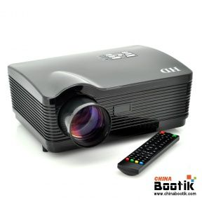 """LED HD Projector """"HD Panther"""" - 2000:1, 3000 ANSI Lumens, 1280x768, DVB-T #projector"""