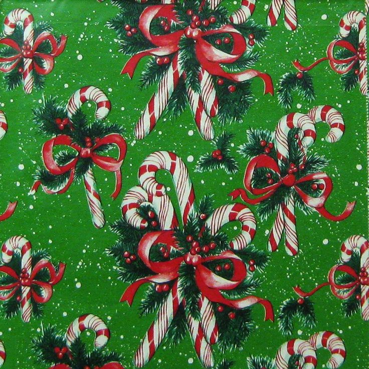 17 best images about candy cane wrapping paper on for Christmas craft wrapping paper