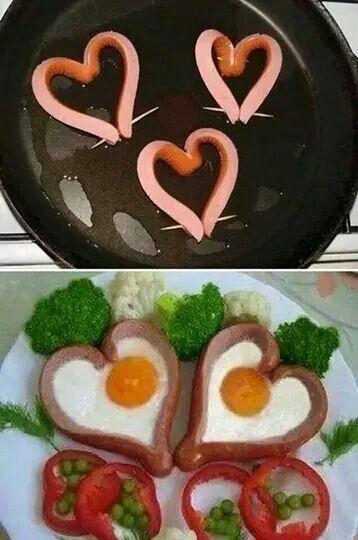 Eiers in worsies