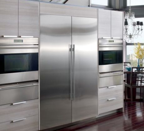 Full Size Fridge Freezer Combo Appliances Pinterest