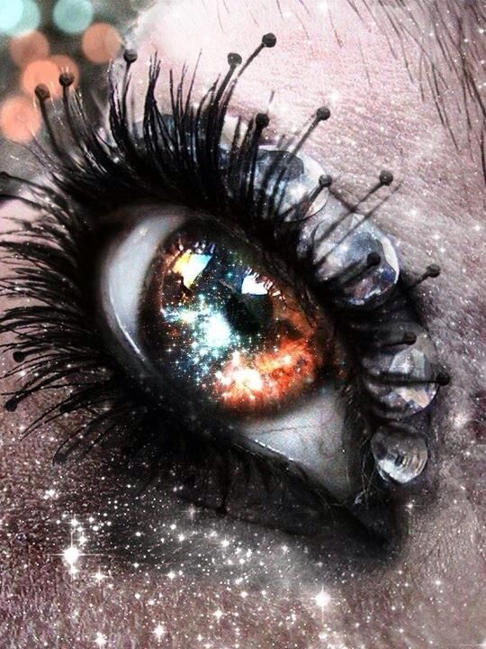 The Cosmos in your eyes