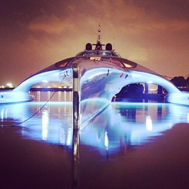 Luxus trimaran  113 besten Yachts Bilder auf Pinterest | Superyachten, Yachten und ...