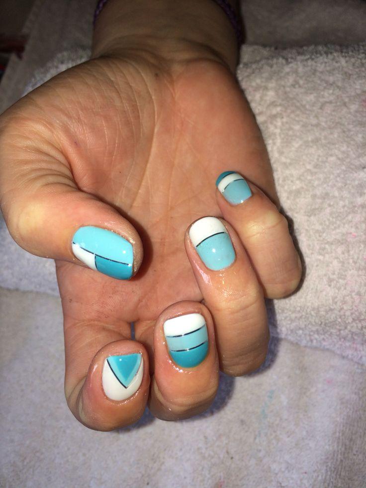 115 best Nails by Katrina images on Pinterest | Bio sculpture gel ...