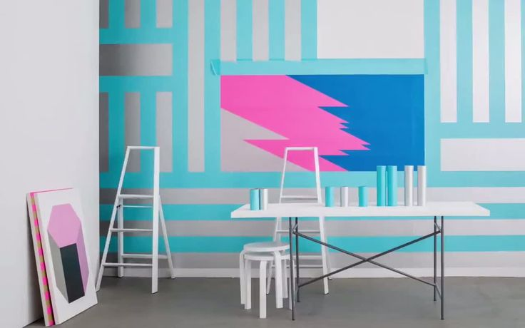 New video: Which color do you stick? by HARU stuck-on design; http://mindsparklemag.com/video/which-color-do-you-stick/