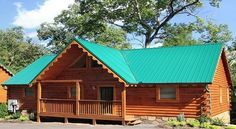 Pet friendly cabins in the Smoky Mountains! Explore the mountains on your next vacation!