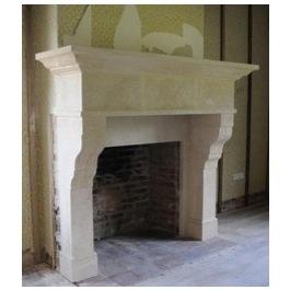 Mediterranean Fireplaces