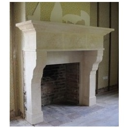 Mediterranean Fireplaces