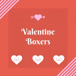 List Of Valentineu0027s Day Boxers So What Do You Get The Man In Your Life For