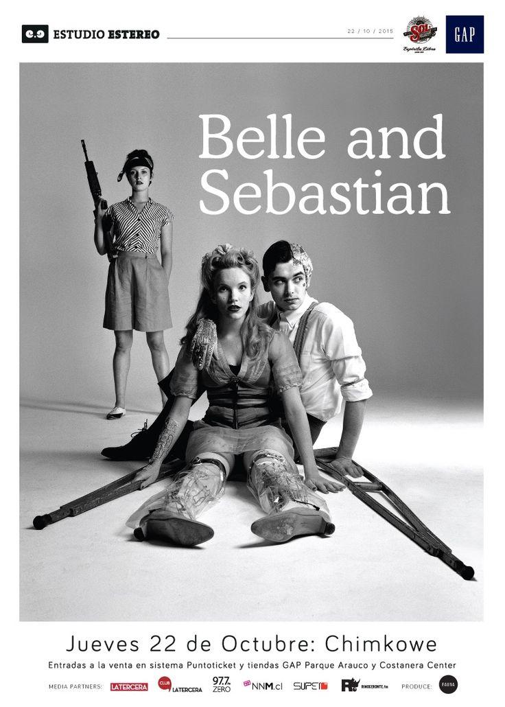 Belle and Sebastian - 22 de octubre - Chimkowe
