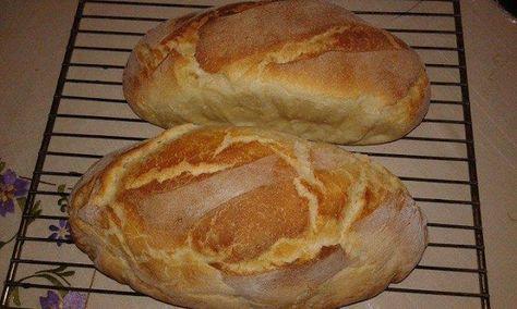 Ψωμάκι πανεύκολο σπιτικό! ~ ΜΑΓΕΙΡΙΚΗ ΚΑΙ ΣΥΝΤΑΓΕΣ
