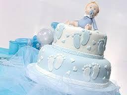 Resultado de imagen para recetas de tortas de bautizo
