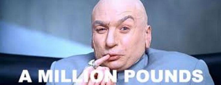 Ab 30-ten Januar 2017 bias 26-ten Februar 2017 vertielt Bet365 wieder mal eine Million GBP. http://www.spielautomaten-online-spielen.de/nachrichten/eine-million-gbp-wartet #bet365 #onlinespiele #bonus #million #jackpot #spielautomatengratis