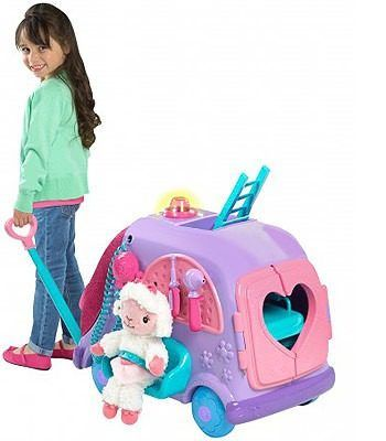 carro ambulancia doctora juguetes