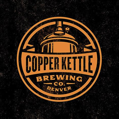 Copper Kettle Brewing Logo #logo #design #inspiration