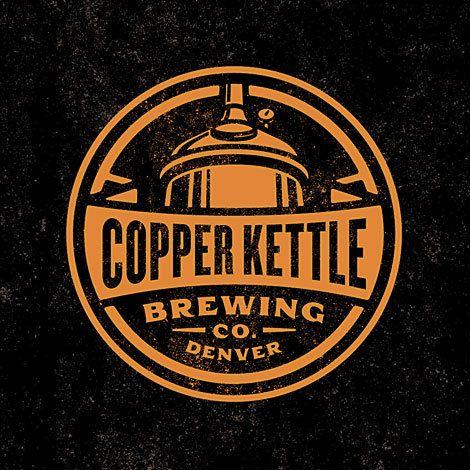 Copper Kettle Brewing Logo #logo #design #inspiration
