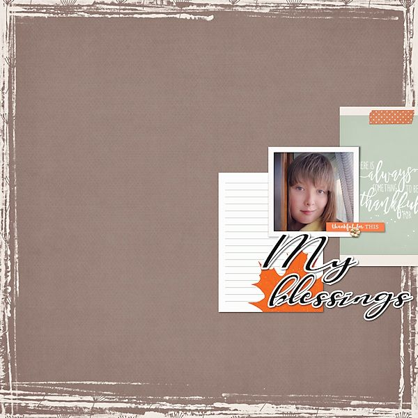 Blessing - Digishoptalk - The Hub of the Digital Scrapbooking Community