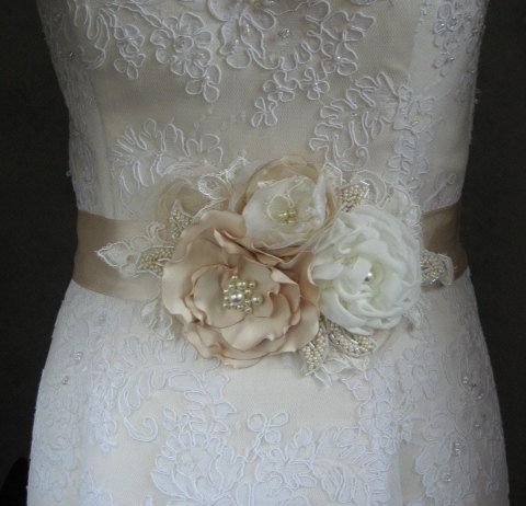 209 best wedding dress sashes love it images on pinterest