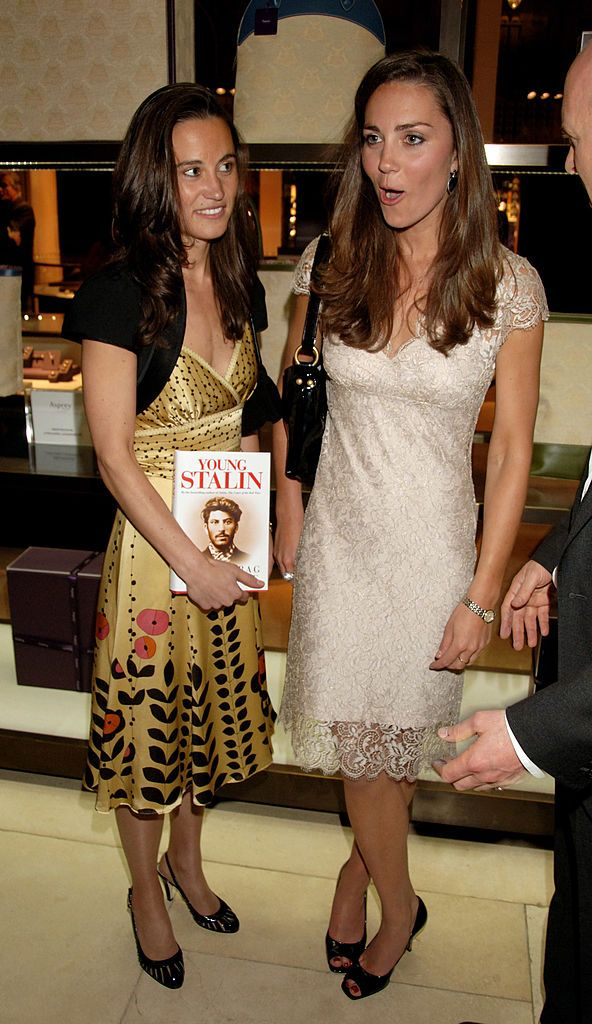 pippa and kate middleton attend the book launch party of the young kate middleton outfits pippa middleton news kate middleton kate middleton outfits pippa middleton