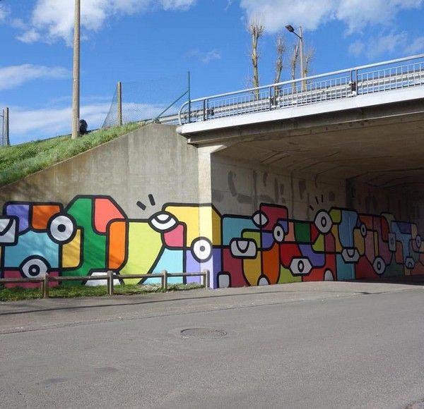 peinture murale lem fresque liévin