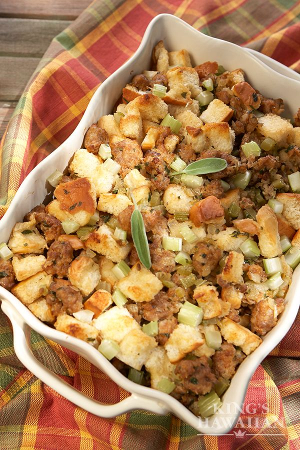 46 best olde english recipes images on pinterest british food classic stuffing with a modern day spin or should we say kings hawaiian spin forumfinder Gallery