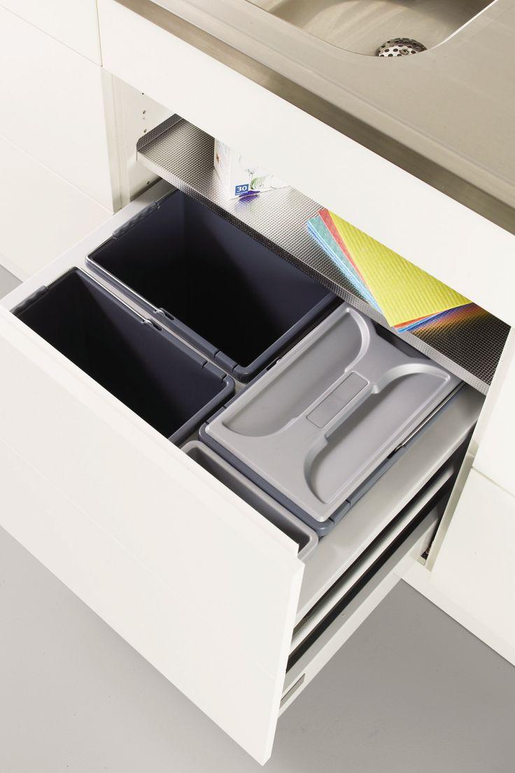 Avfallssystemer - kildestortering 3 stk