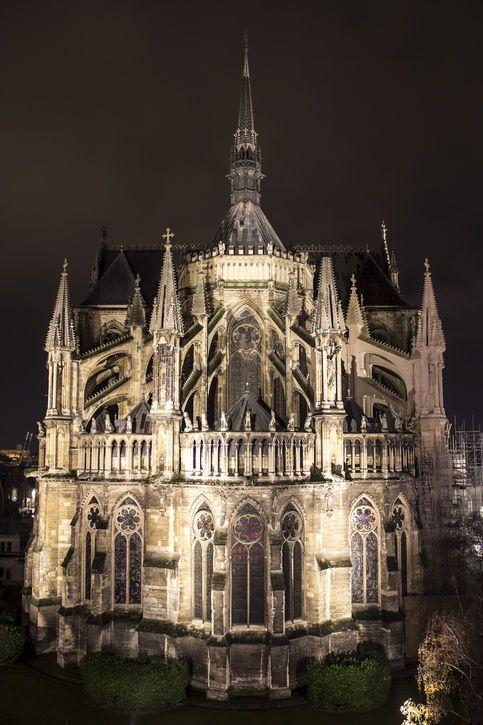 Cathédrale Notre-Dame / Monuments / Patrimoine / Découvrir / Office de Tourisme de l'Agglomération de Reims - Office de Tourisme de Reims