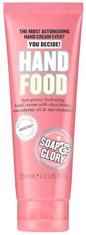 Top 10 Beauty Under $10: Soap & Glory Hand Food Hand Cream