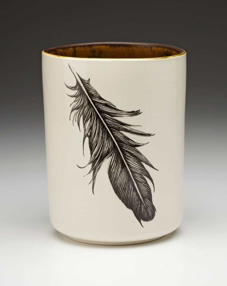 Utensil Cup Raven Feather Intercambio Pinterest Interiors Inside Ideas Interiors design about Everything [magnanprojects.com]