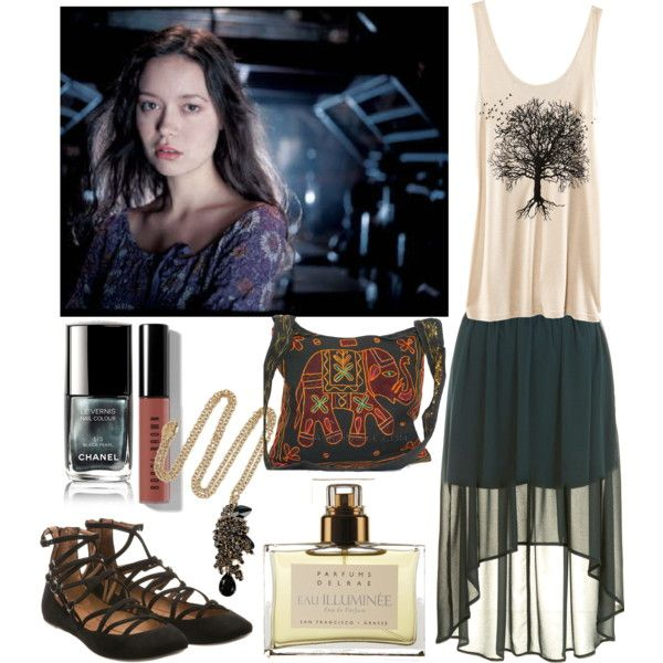 """""""River Tam - Firefly"""" I really like this look for River Think I might try to do this one."""