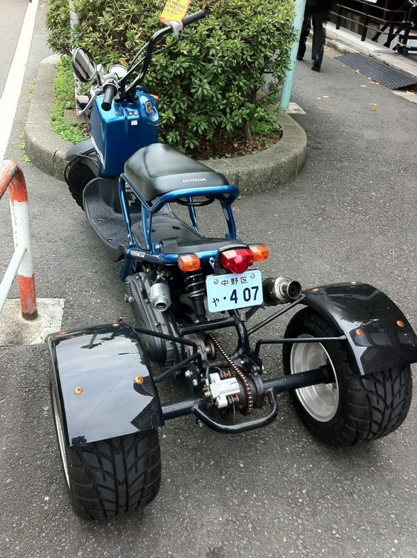 23 best Scooters images on Pinterest | Bicycle design, Bike design ...