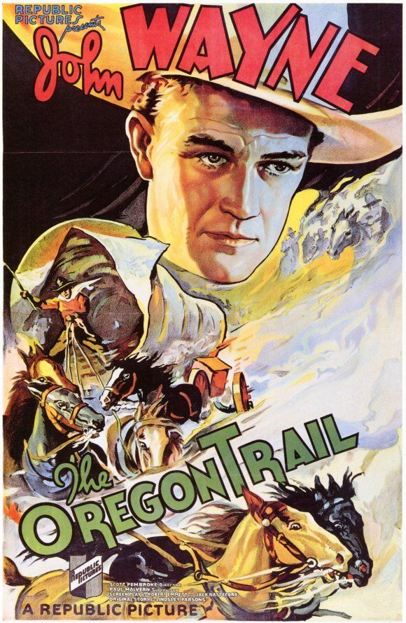 "#21 ""The Oregon Trail"""