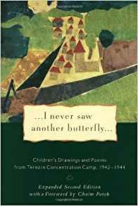 I Never Saw Another Butterfly: Amazon.co.uk: Y. Volavkova, Yana Volavkova: 9780805210156: Books