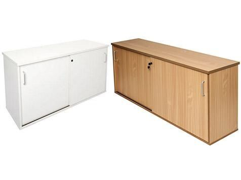 ABBOTTS_Rapid Span Lockable Credenza, Filing Cabinets