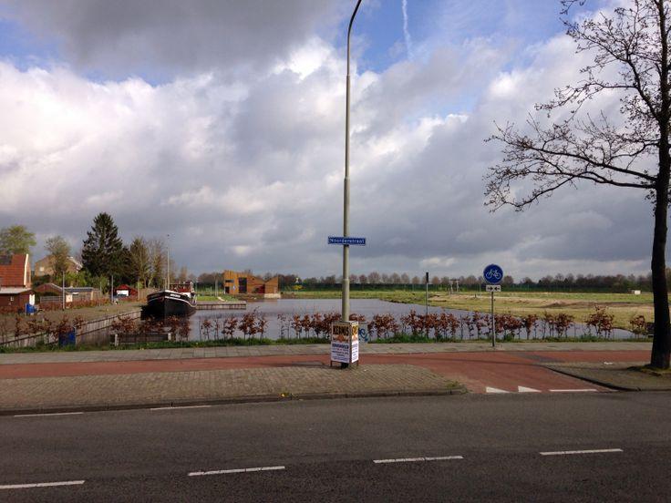 2014 04 09 vanaf de Noorderstraat