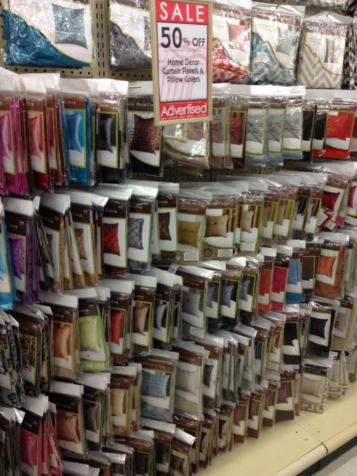 DId you know Hobby Lobby has a crazy amount of pillow covers for just $3 each? Link to coupon in this post.