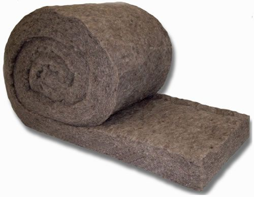 Sheep Wool Insulation - Premium Insulation Rolls - Technical Specifications