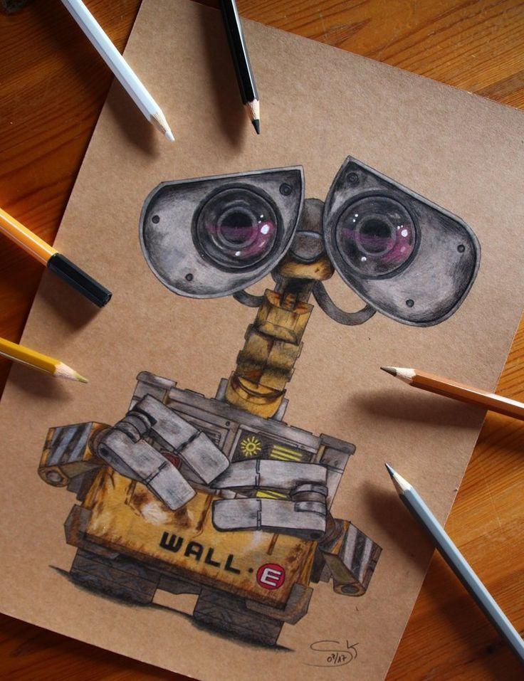 I did another Pixar character…the last one who h…