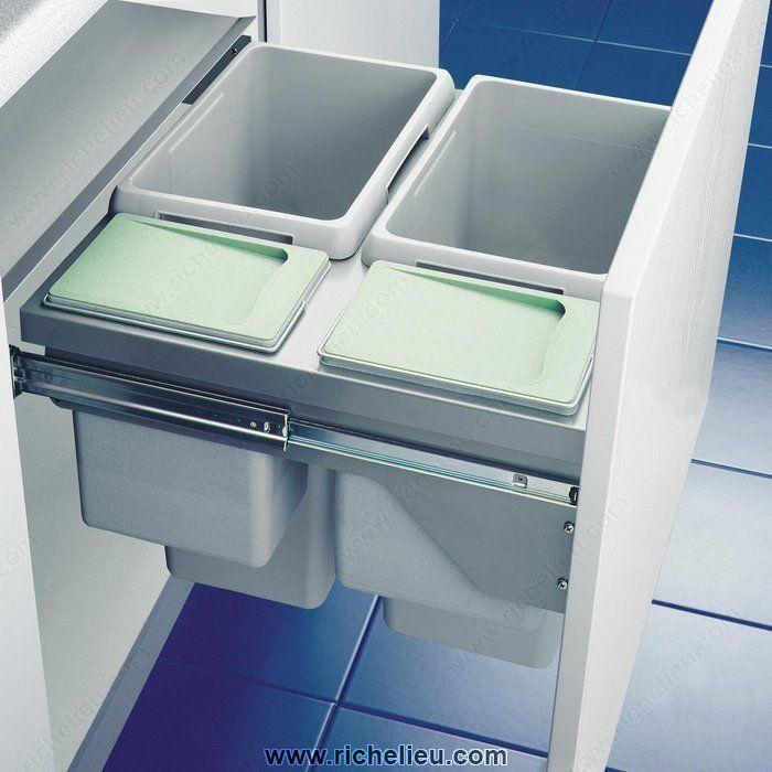 Soft-Closing Euro-Cargo Recycling Center