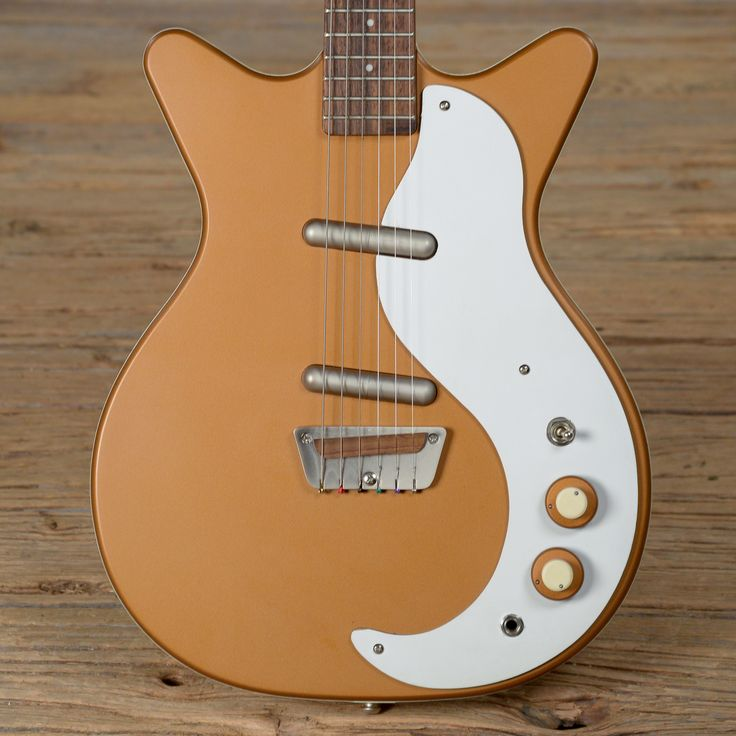 Danelectro '59 Double Cutaway Original Copper USED (s417)