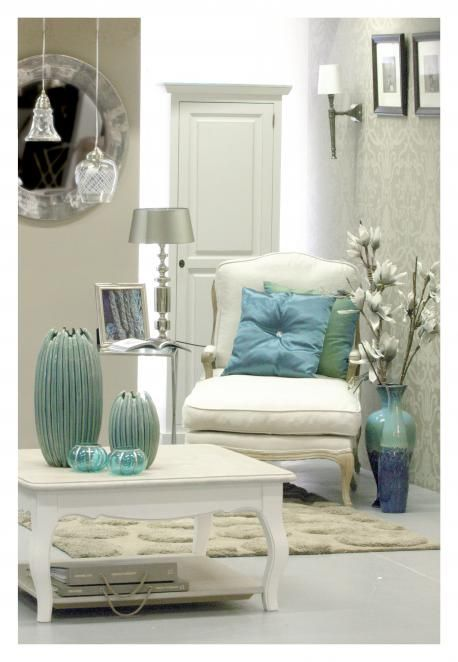 art&deco - Termékek living room  dining room kitchen chairs airmchairs mirror mirrors sofa turquoise interior  desing home furniture lamp