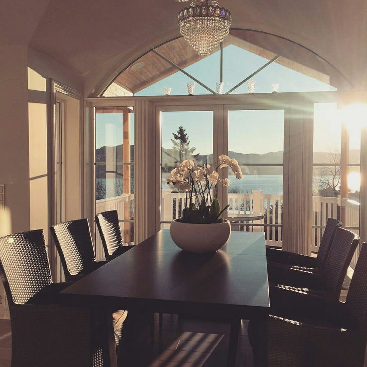 Nice Home Dining Rooms. Kitchen Dining  Area Tables Rooms Dinning Room Ideas Nice Houses Modern Homes Mansions Exterior Design 76 best Decor images on Pinterest room