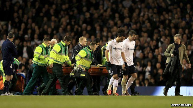 Fabrice Muamba was 'dead' for 78 minutes - Bolton doctor