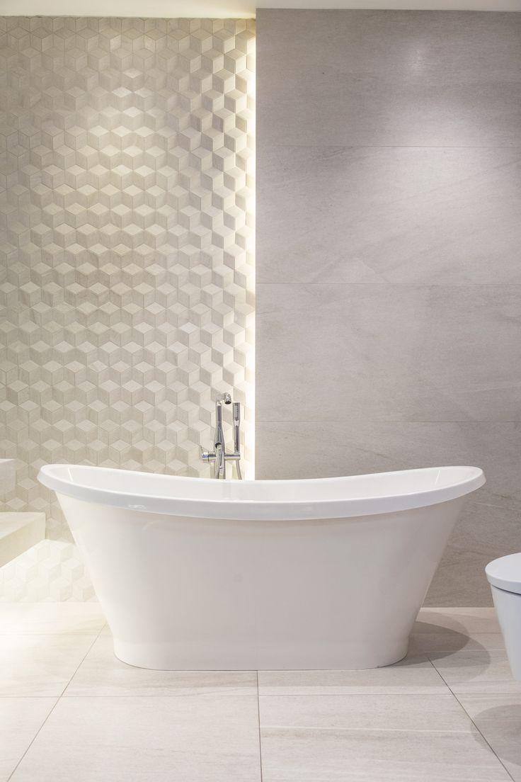#Viverto #inspiracjeViverto #łazienka #bathroom #tiles #płytki #kolory #inspiracja #inspiracje #pomysł #idea #perfect #beautiful #nice #cool #wnętrze #design #wnętrza #wystrójwnętrz #łazienki #pięknie #ściana #wall #light #white #biel #wzory #mozaika #niebanalnie #3Dtiles #płytkistrukturalne #płytki3D