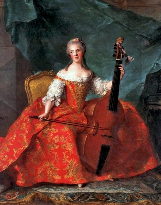 Принцесса Генриетта Французская.